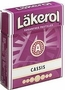 Cassis Black Currant Lakerol