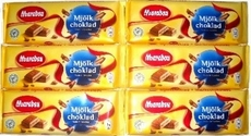 CHOCOLATE - Marabou Freia Daim Candy