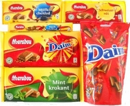 CHOCOLATE - Marabou, Freia, Daim, Candy