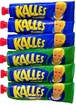 COMBO Kalles 6-Pack  (3 Regular & 3 Dill)