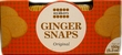 NYAKERS Ginger Snaps
