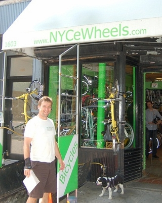 2012 Electric Bikes Worldwide Report on NYCeWheels