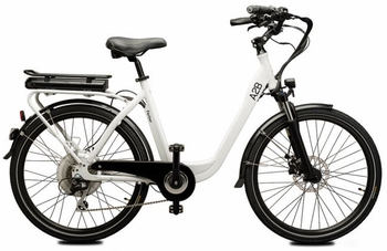 A2B Ferber | The easiest electric bike to step over