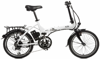 A2B KUO+ Folding Electric Bike