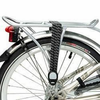 Aluminum rear rack 20 - Silver