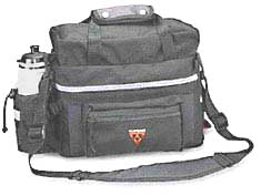 Bar Bags, Panniers and Trunks