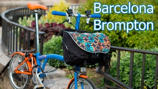 Barcelona Brompton Video Review