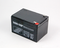 Battery: 12V / 12Ah SLA