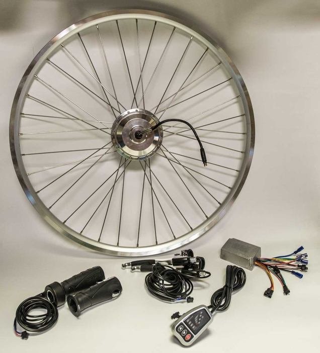 Bike Boost, electric motor kit