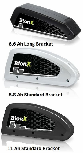 BionX | Battery, 48V Lithium Down Tube