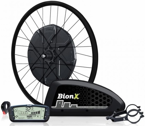 BionX D500, Next-Gen Electric Conversion Kit