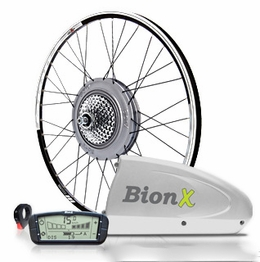 BionX PL250, Lightweight Electric Bike Kit - 10% off + FREE Shipping