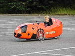 BionX powered Waw Velomobile