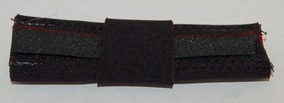 Bionx Velcro cover for wires