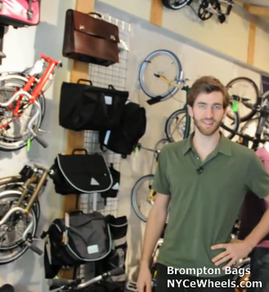 Brompton Bags and Luggage System