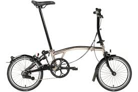 Brompton Nickel Edition M6L