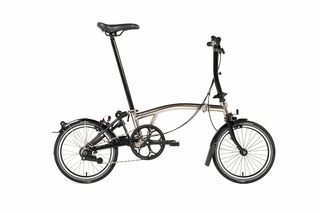 Brompton Nickel Edition S6L