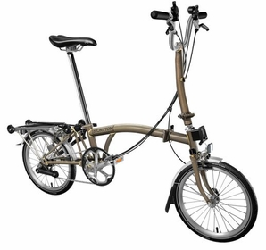 Brompton Raw Lacquer H6R