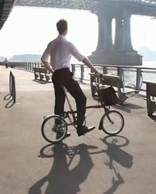 Brompton|video review