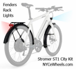 "City Kit for ""ST1"" Stromer Bikes (does not fit Stromer Sport)"