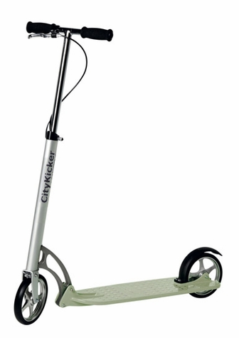 CityKicker, our most stylish kick scooter