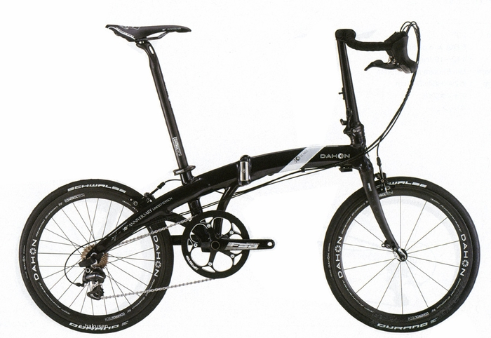 Dahon Anniversary bike, 30 Year Limited edition
