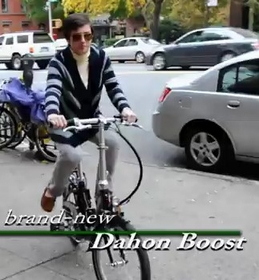 Dahon Boost electric bike|video review