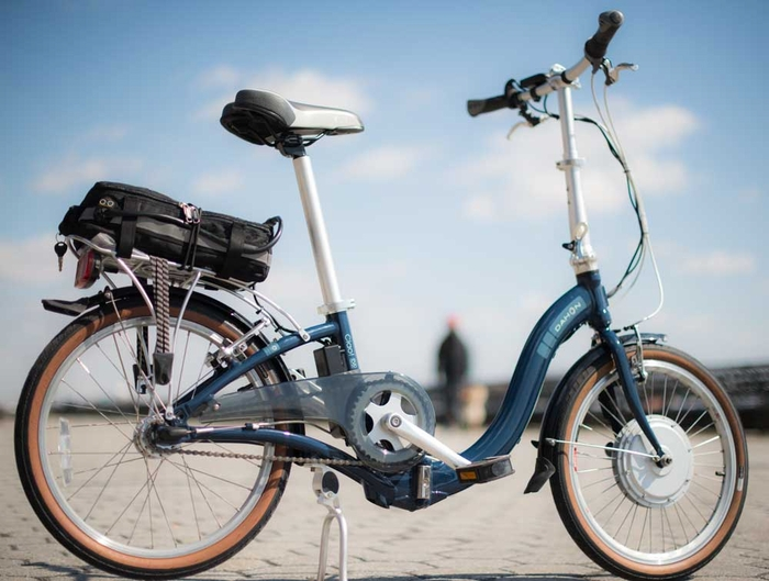 Dahon Ciao D5 Electric bike