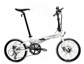 Dahon Formula S18 - A fast, tough folding bike