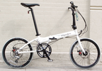 Dahon Formula S18 - A fast and tough folding bike