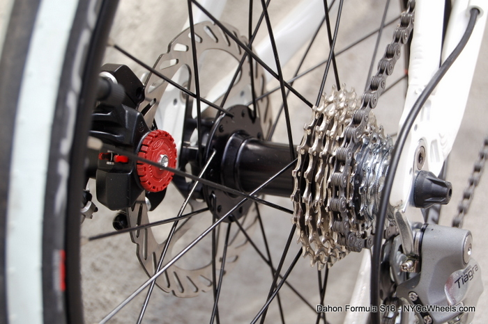Bikes With Disc Brakes frame and disc brakes