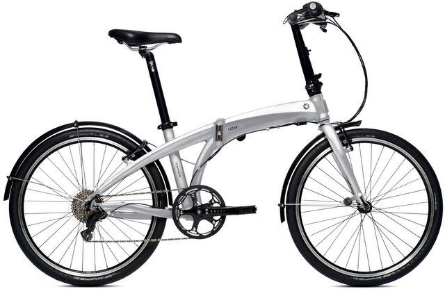 Dahon IOS P8 folding bike