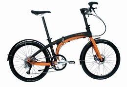 Dahon IOS S9 folding bike