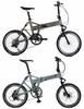 Dahon Jetstream P8/Disc folding bike