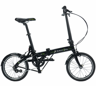Dahon Jifo Uno folding bike