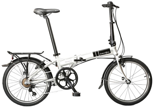 Dahon Mariner folding bike