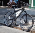 Dahon Matrix with BionX electric drive system|MatronX