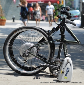 Dahon Matrix with BionX|video review