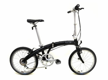 Dahon Mu P8 folding bike