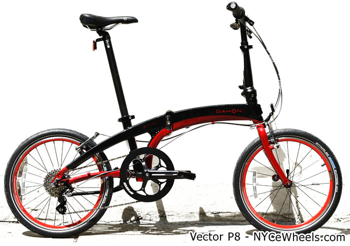 Dahon Vector P8 Folding Bike