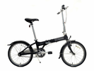 Dahon Vitesse D3 folding bike