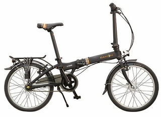 Dahon Vitesse i7 folding bike