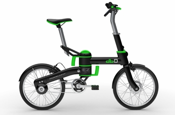 db0 Folding Electric Bike