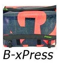 Demano Brompton bags made in Spain (Including Brompton carrying frame)