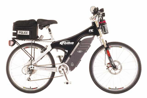 e Bike Police electric bicycle