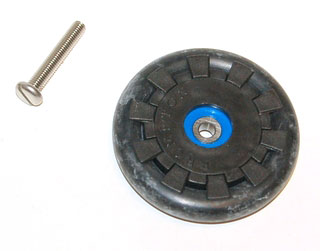 Easy wheel Rear 5mm (each), Part# QEZWROLR-5