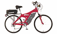 eBike 24 Volt Comfort electric bicycle (out of production)