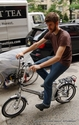 EcoBike Vatavio - Deceptively compact electric folding bike