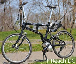 Electric commuter bicycles, the best way to get to work.