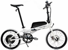 Electric Formula S18 - Our flagship bike!